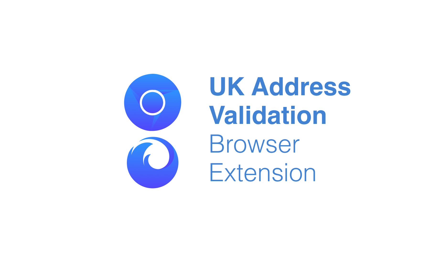 Browser Extensions for UK Address Validation