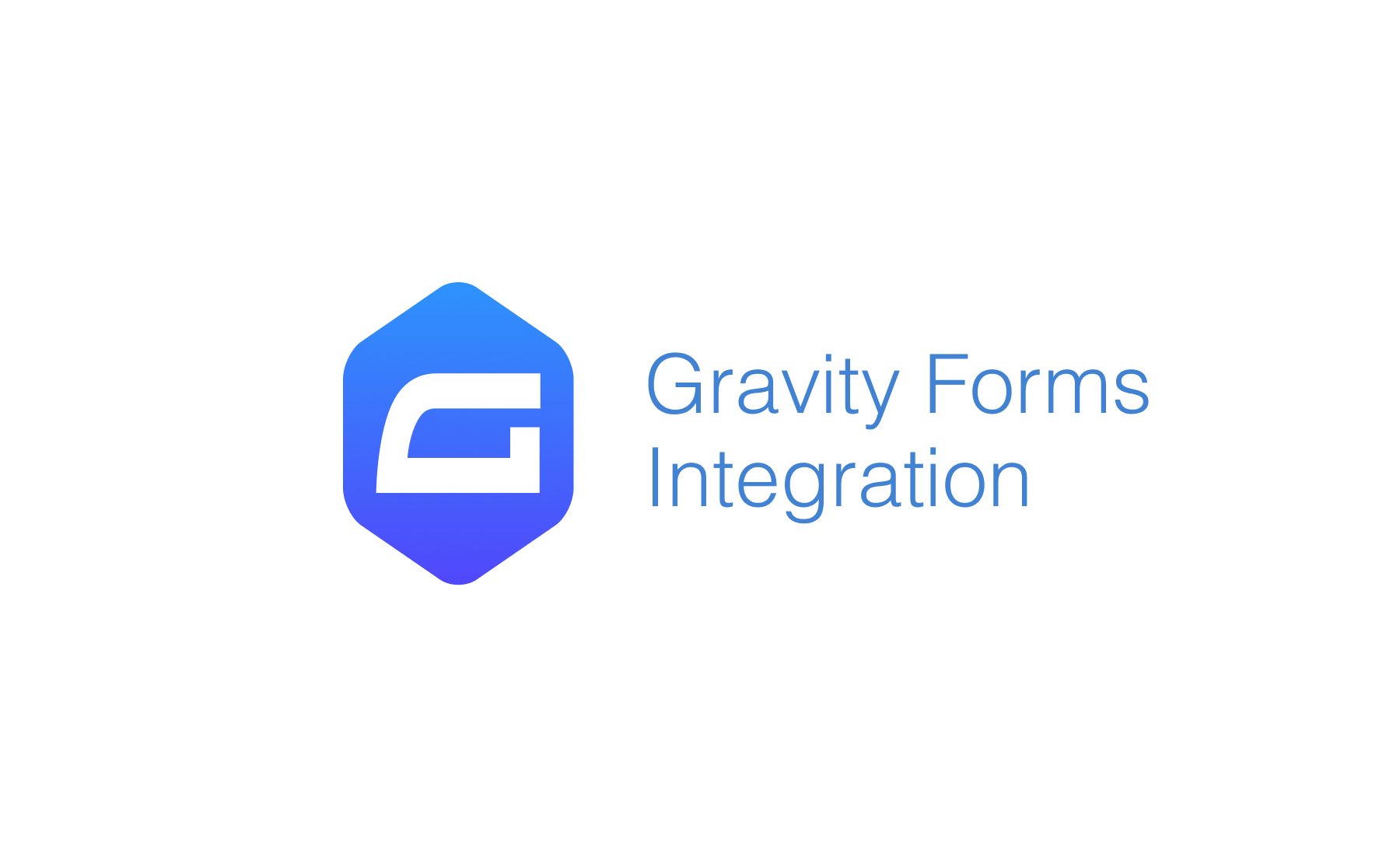 Gravity Forms Integration