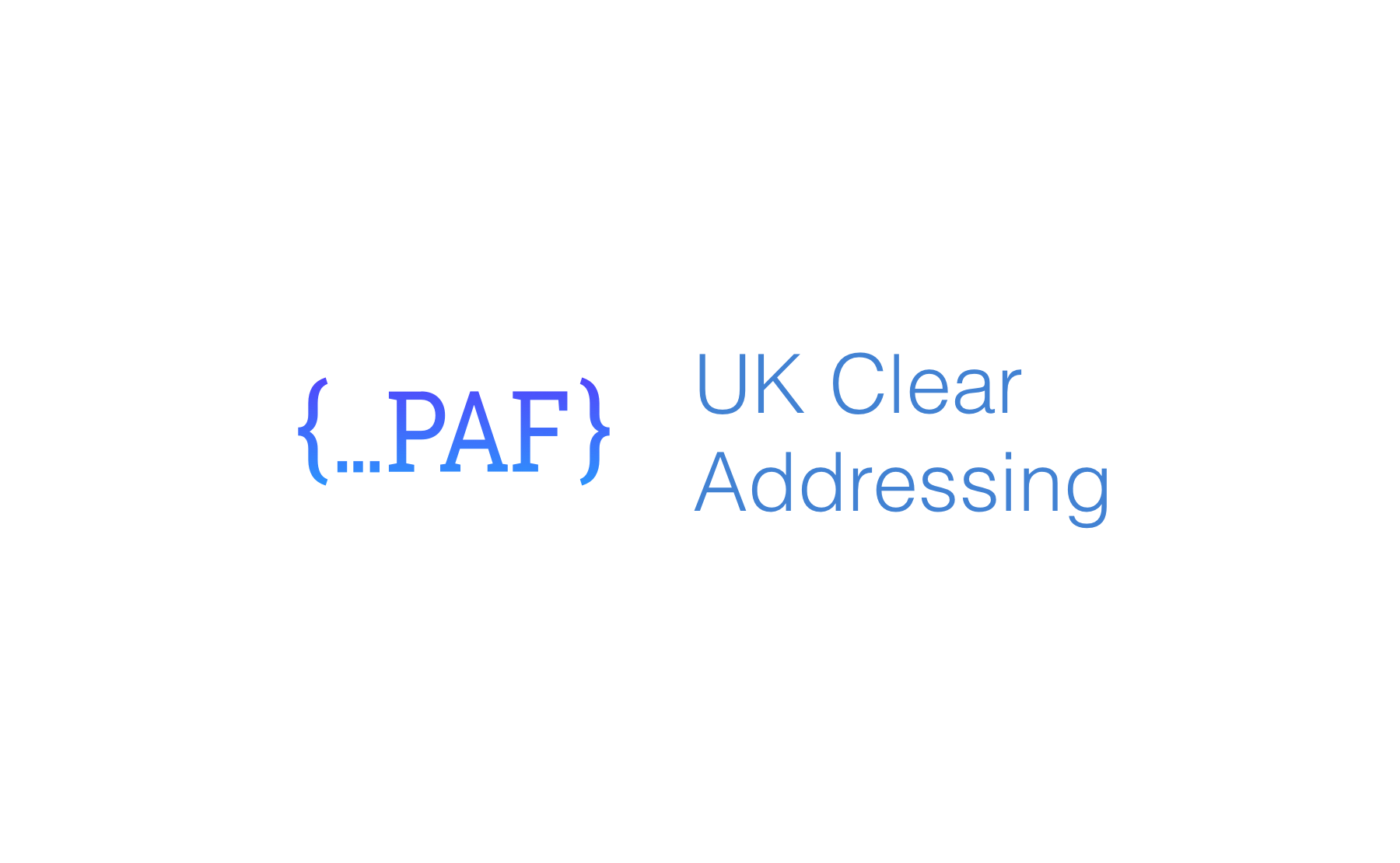 UK Clear Addressing
