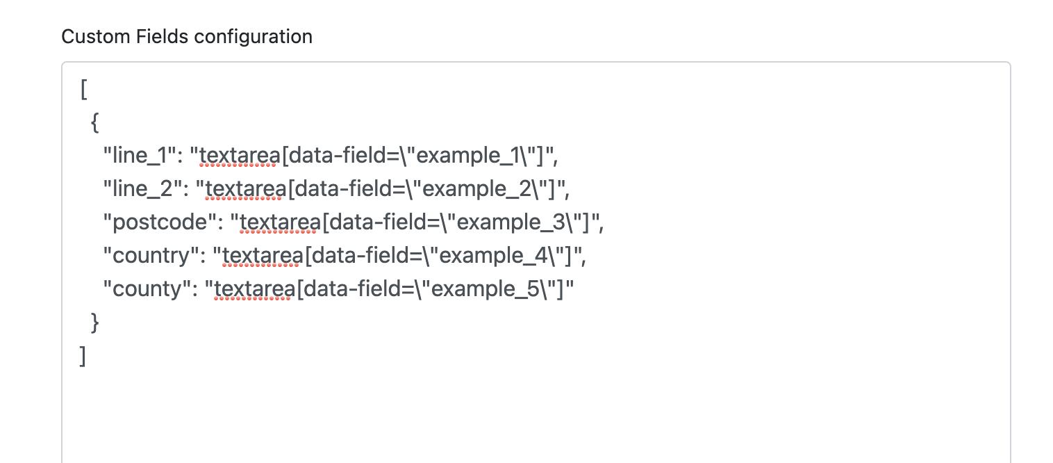 The Custom Object Field is identified by Field Name-screenshot